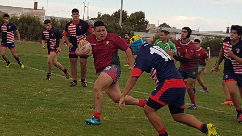 El rugby de la Unión Austral disputará esta tarde la cuarta fecha del torneo Oficial.