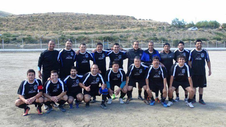 Los Halcones es uno de los equipos que participa en la categoría Senior.