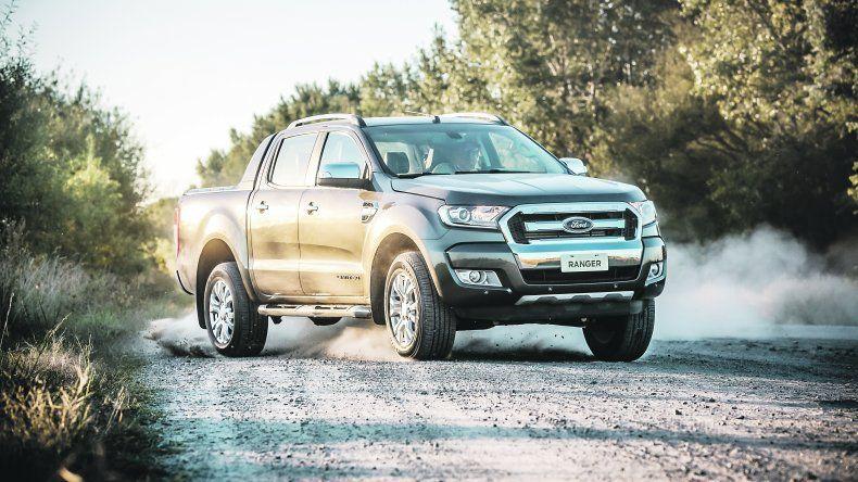 Ford Ranger: Máximo equipamiento para ganar terreno