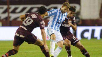 Lanús y Atlético Tucumán se despidieron de la Superliga con un 0 a 0