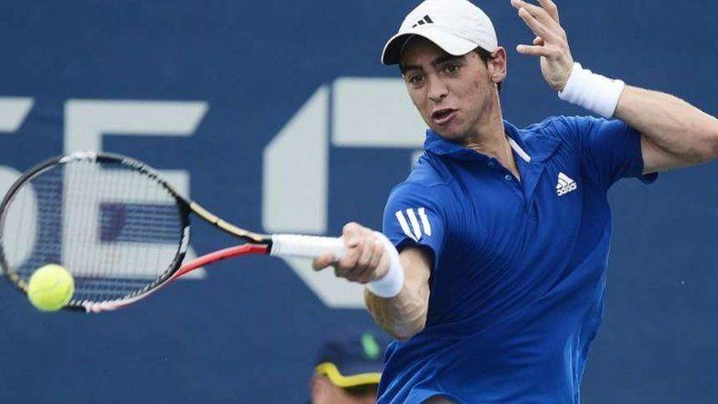 Andreozzi cayó en las semifinales de torneo francés