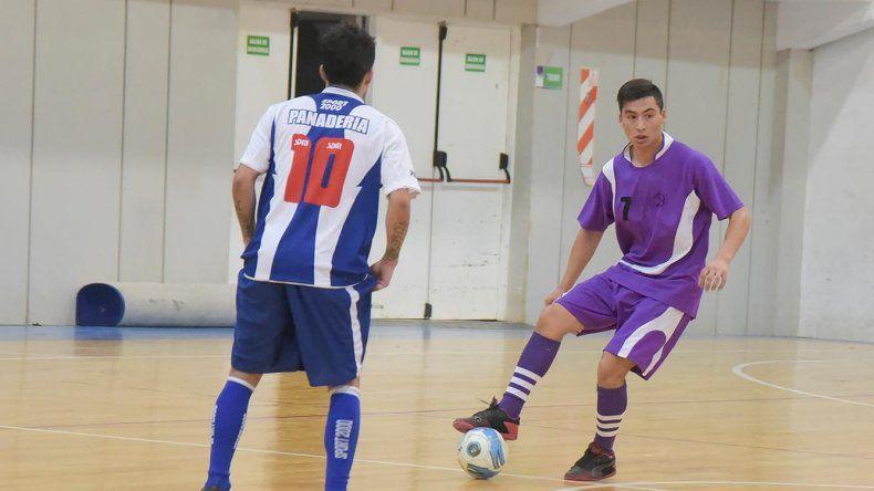 Hoy continuará la acción del fútbol de salón tanto para la Categoría Principal como para la Asociación Promocional.
