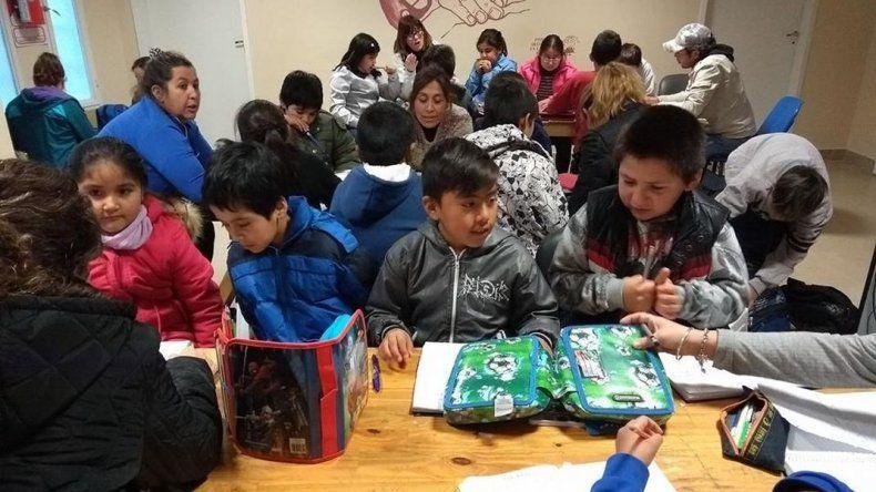 El proyecto Abrigando a un niño busca voluntarios