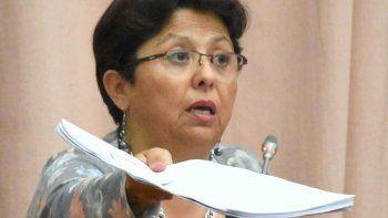 Viviana Navarro propone otra forma de reparto entre Provincia y municipios.