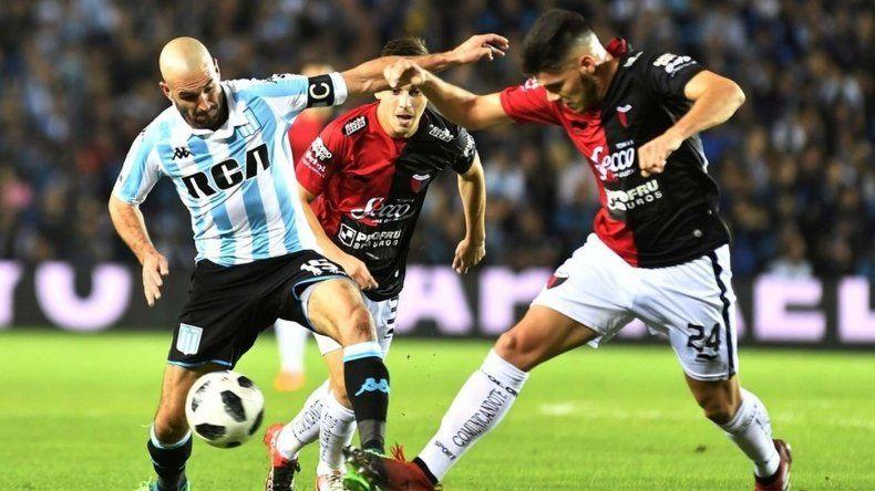 Racing sin Libertadores 2019 y Colón con Sudamericana en el cierre de la Superliga