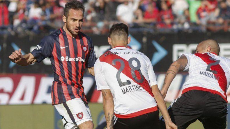 River terminó la Superliga con una sonrisa al ganarle a San Lorenzo