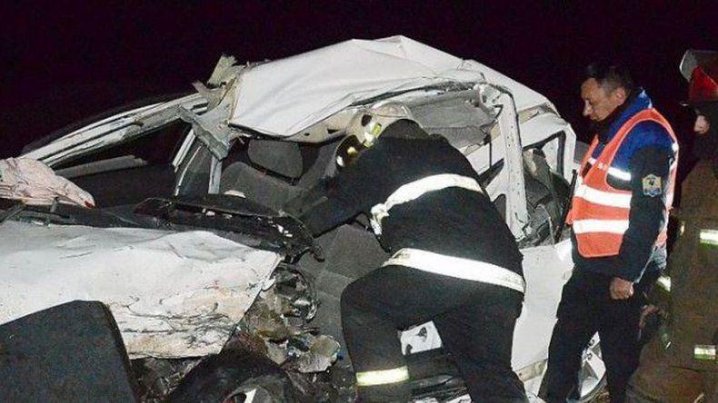 Murió una mujer que viajaba de Comodoro hacia Caleta Olivia