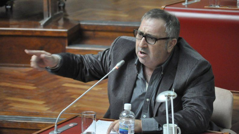 Roddy Ingram ya es vicepresidente primero de la Legislatura