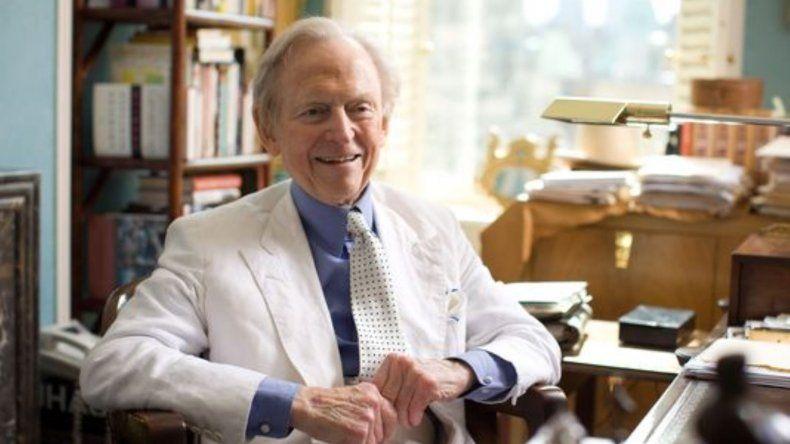 Murió a los 87 años Tom Wolfe, el padre del nuevo periodismo