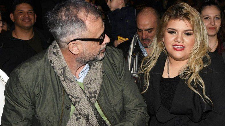 Morena Rial sobre su padre: él solamente ama a sus gatos