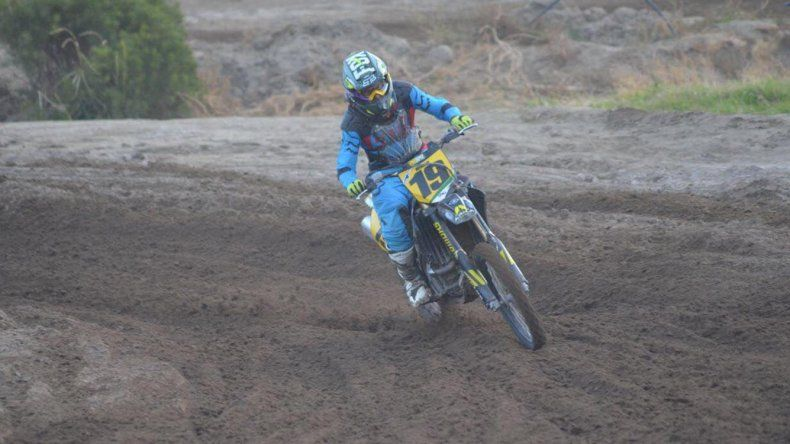El motocross está listo para correr este fin de semana en Rada Tilly con todas sus categorías.