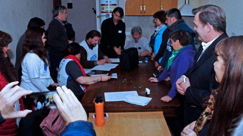 Luego de la reunión entre la Mesa de Unidad Sindical y el Gobierno