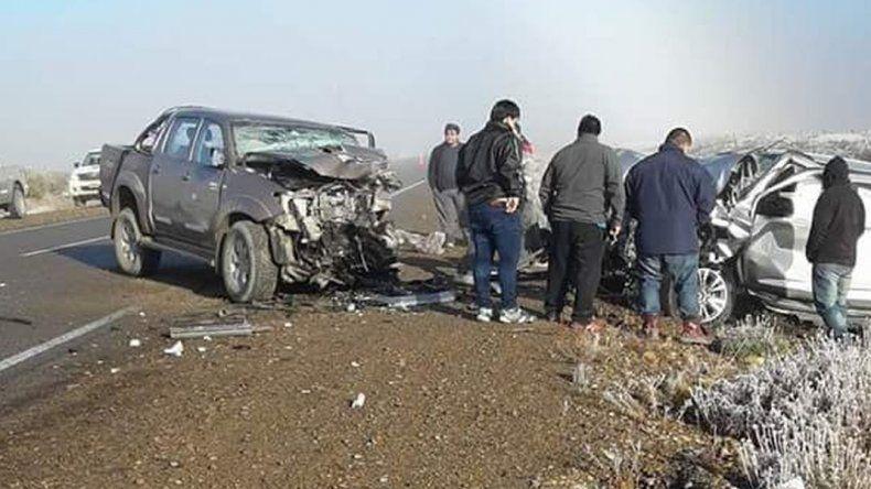 Accidente fatal en Ruta 26:
