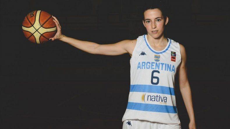 Paula Reggiardo llega a Comodoro Rivadavia