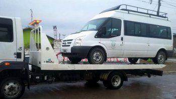 Los inspectores del organismo provincial se quedaron a pie porque el intendente ordenó al personal de Tránsito que controlara la documentación del vehículo en el que se movilizaban.