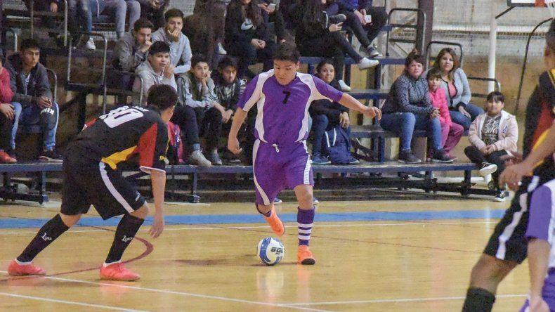 Sport Boys se impuso por 5-3 a Club Social y Deportivo Niupi por la categoría Cadetes en la Asociación Promocional.