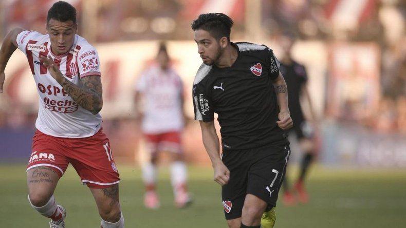Independiente viene de perder ante Unión