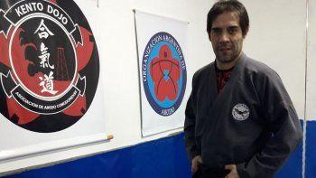 marcelo pighin sera parte del seminario internacional de sin moo hapkido