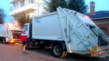 Con intervención de la justicia, las autoridades municipales pudieron recuperar varios camiones recolectores–compactadores que estuvieron retenidos por huelguistas.