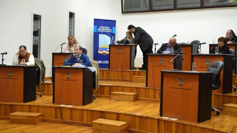 El Concejo aprobó en primera lectura el aumento del boleto de colectivo
