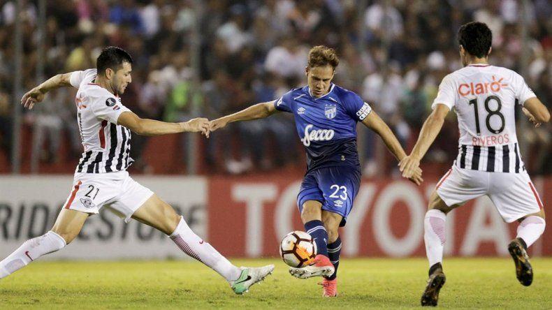 Atlético Tucumán empató en Paraguay y se clasificó a octavos de la Libertadores