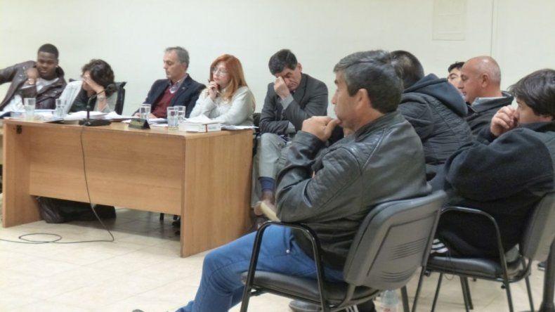 El lunes se define la elevación a juicio de la causa que involucra a funcionarios municipales