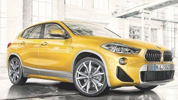 bmw x2: escalon intermedio para ampliar gama