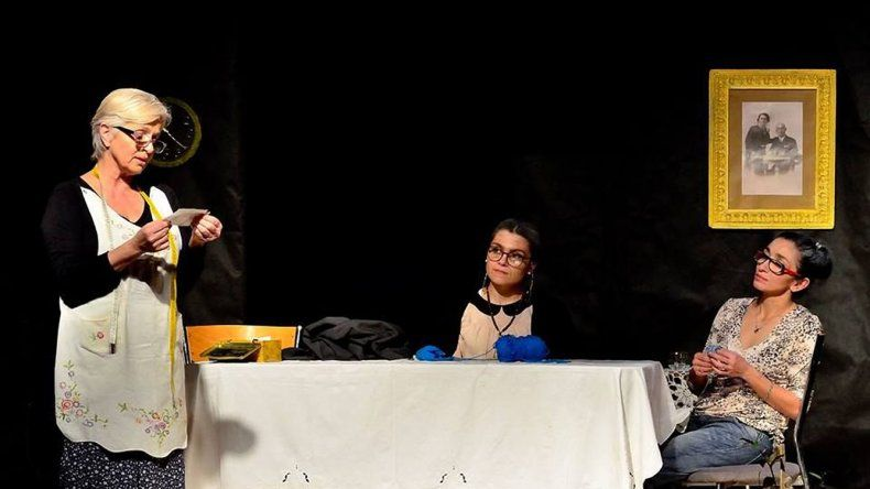 La obra Las González se presentará este sábado en el Cine Teatro de Astra.