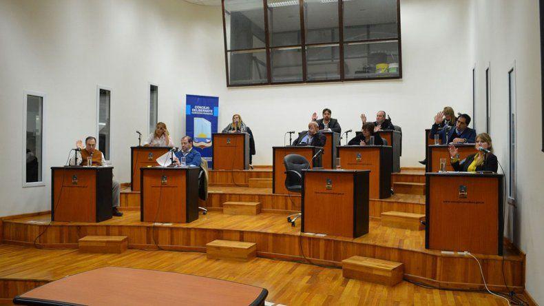 Los concejales decidieron acompañar por mayoría el boletazo que pedía Linares para disminuir el subsidio a las transportistas.