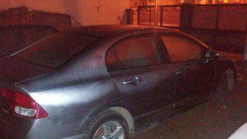 secuestran el auto que estaria implicado en la muerte del peaton sobre la ducos