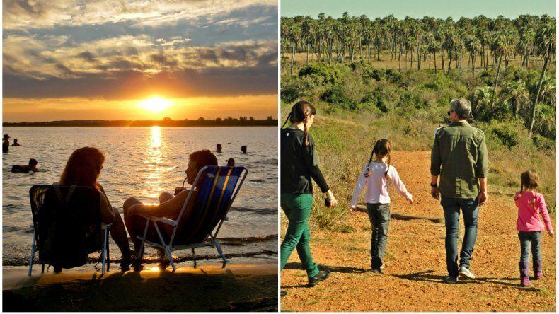 Colón y Paysandú: dos pueblos hermanados por el río Uruguay