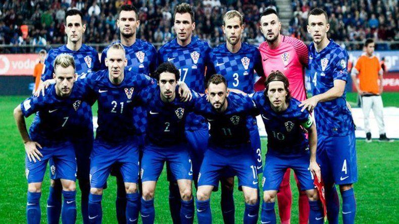 Croacia, rival de Argentina, dio una lista de 24 jugadores