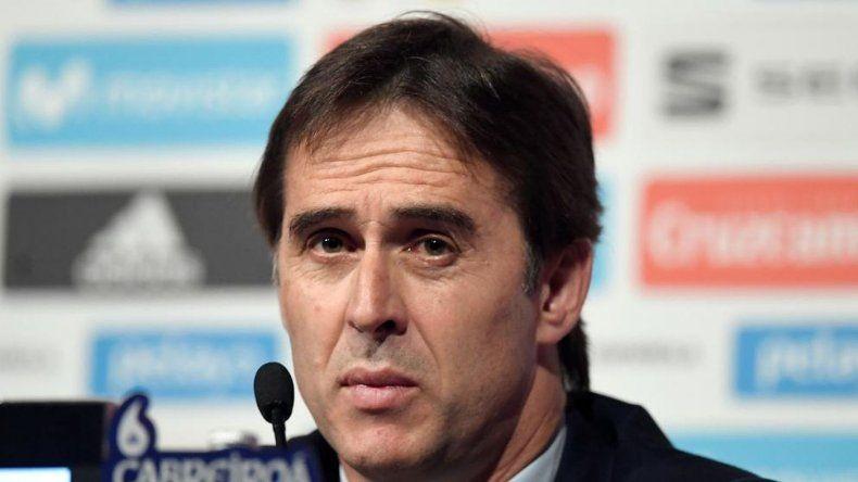 Lopetegui dio la lista de mundialistas de España sin Morata, Vitolo y Sergi Roberto