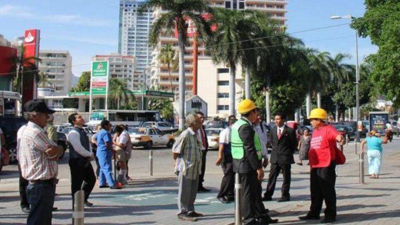 Un sismo de 5,1 grados en Guerrero disparó el alerta en Ciudad de México