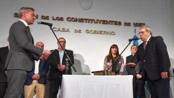 marcial paz ya es el nuevo ministro coordinador de gabinete