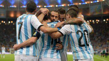¿cuantos jugadores del mundial de brasil se repiten para rusia?