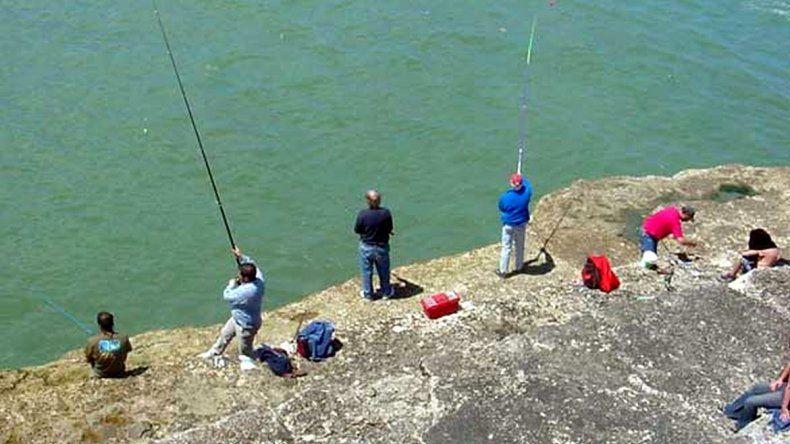 Realizarán una clínica de pesca abierta a la comunidad
