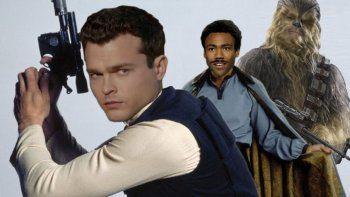 En el mundo cinematográfico, Han Solo siempre estará ligado al actor Harrison Ford.