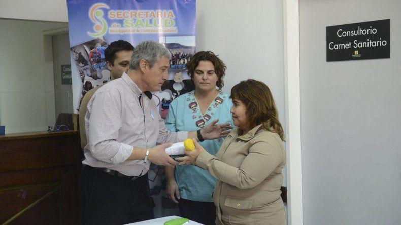 El secretario de Salud Carlos Catalá