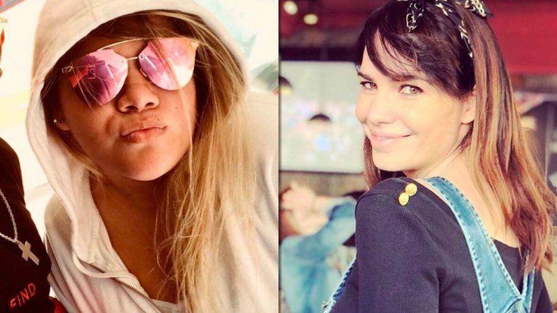 Morena durísima  con la novia de Rial: me molestan las mujeres trepadoras