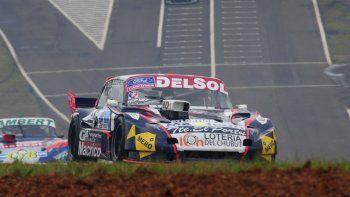 Marcelo Agrelo está listo para encender motores en el autódromo de Concordia, provincia de Entre Ríos.