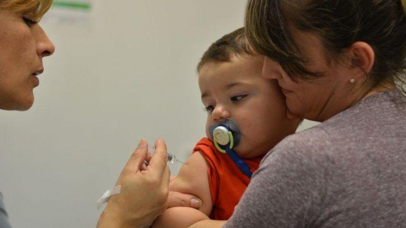 Chubut alcanzó las 40.000 personas vacunadas contra la gripe