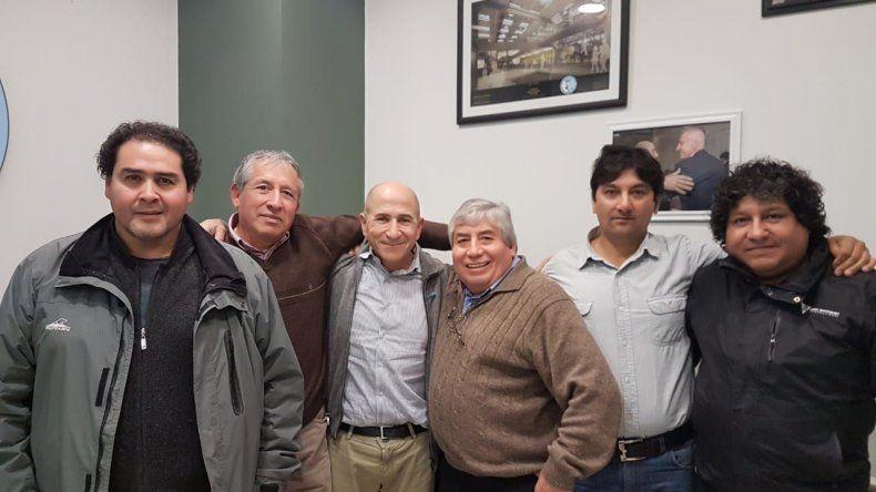 El último 9 de mayo asumió la nueva conducción del Centro de Jubilados de Petroleros Jerárquicos.