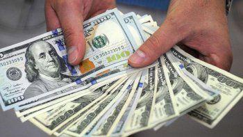 el dolar volvio a subir y llego a los $25