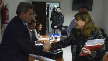 El capitán de corbeta Sebastián Marcó, quien fuera comandante del submarino ARA Salta, declaró ayer por más de siete horas ante la jueza federal Marta Yáñez.