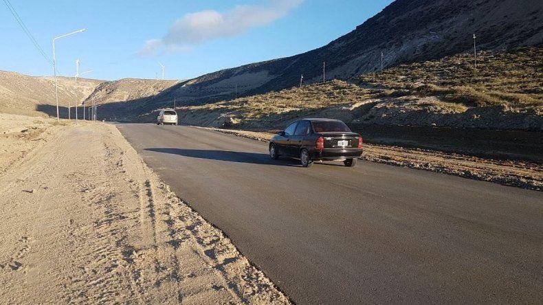 El domingo estará cerrado el Camino del  Centenario por trabajos de excavación
