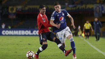 Independiente logró un empate en su última presentación y hoy necesita una victoria.
