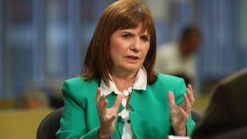 patricia bullrich firmara convenios y mantendra reuniones politicas