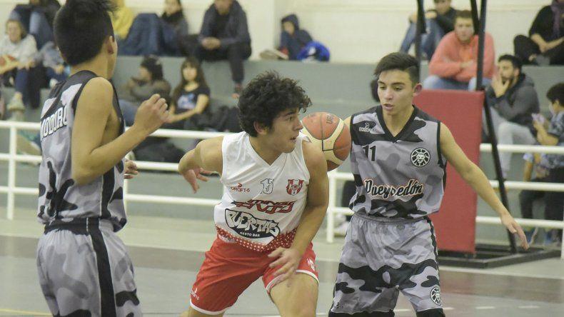 Pueyrredón superó a Domingo Savio en la categoría U17.