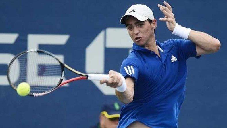 El argentino Andreozzi ganó en la qualy y quedó a un partido de ingresar a Roland Garros